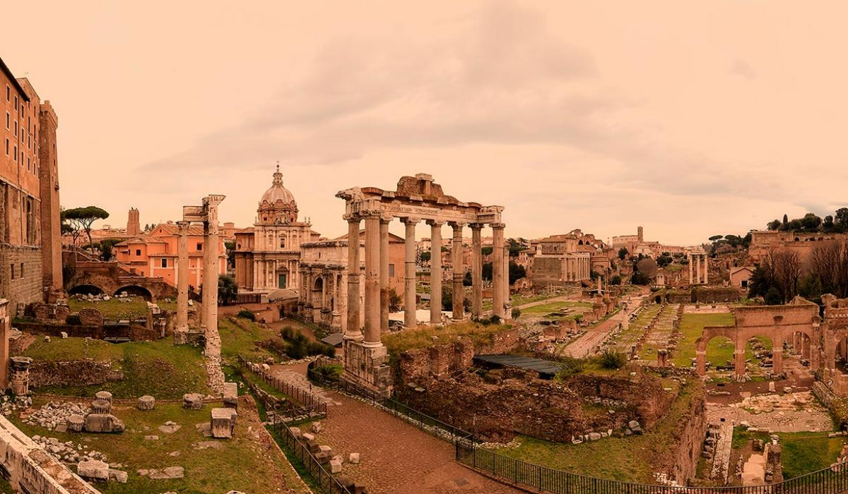 Imperial Forums - Rooms near Imperial Forums Rome | Vatican